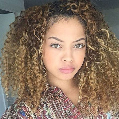 blonde mixed colours 25 best ideas about mixed girl hairstyles on pinterest