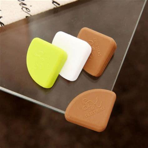 Silikon Pelindung Botol Kaca barangunik co detil produk pelindung siku sudut meja bahan silikon mini isi 4pcs