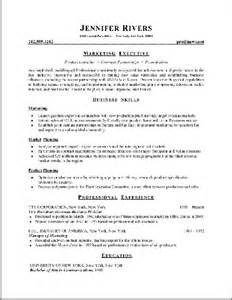 Resume Format Sle For Resume Styles Resume Cv Template Exles