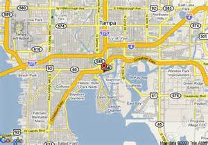 south florida casinos map map of embassy suites ta downtown ta