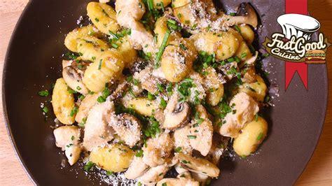 cuisiner les chignons de a la poele une recette id 233 ale pour le repas la po 234 l 233 e de gnocchi et