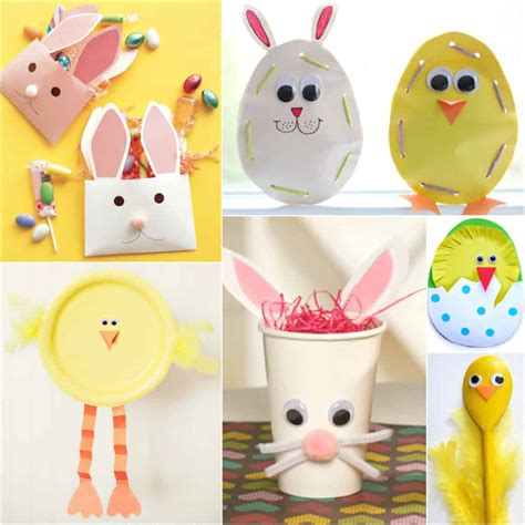 crafts for 20 easy easter crafts for preschoolers and toddlers
