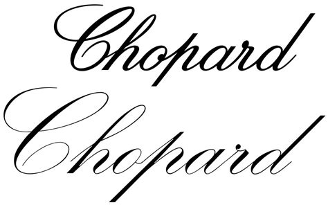 dafont exmouth chopard logo www imgkid com the image kid has it