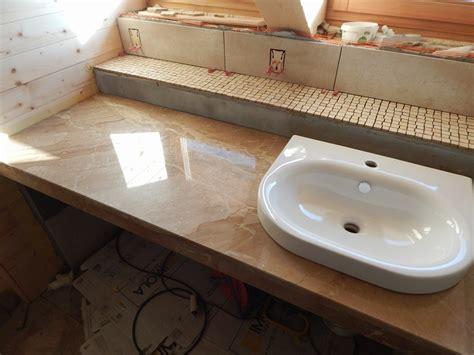 Badezimmer Arbeitsplatte Material by Arbeitsplatte Badezimmer Waschtisch Wir Verkleiden B 228 Der