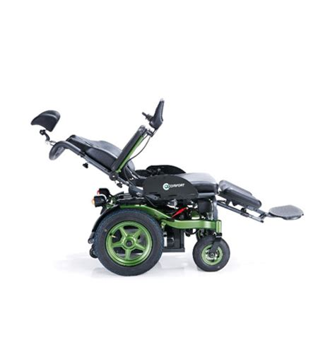 reclining power wheelchair comfort reclining power wheelchair ly eb207 bronco