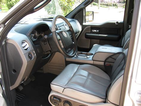 Lincoln Lt Interior by 2006 Lincoln Lt Interior Pictures Cargurus