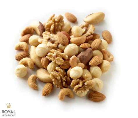 Roasted Mixed Nuts 500 Gr royal nut company nuts mixed nuts roasted premium mix