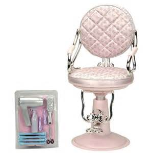our generation salon chair pink doll accessories