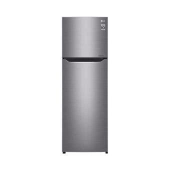 Lg Gn Inv201cl Kulkas 169 L lg freezer inverter gn inv 304 sl silver khusus