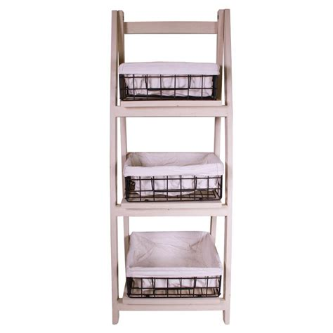 home depot decorative shelves frenchi home furnishing 3 tier cherry wood decorative