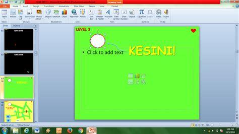 cara membuat game powerpoint cara dan trik membuat game quiz tanpa coding di powerpoint