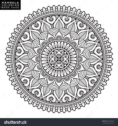 Tattoo Oriental Mandala | mandala vector mandala floral mandala flower mandala