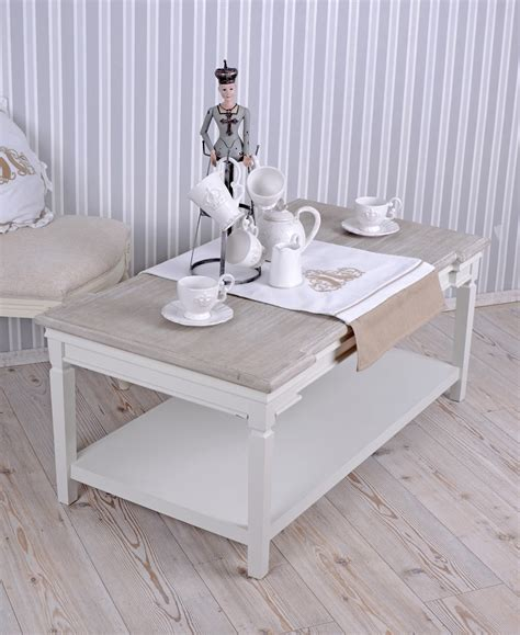 Table Basse A 189 by Table Basse Shabby Chic Table De Salon Blanc Table Table