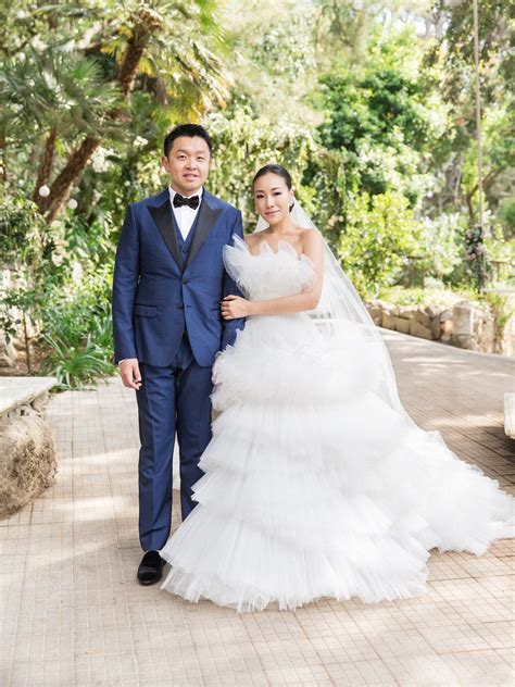 real weddings feiping chang lincoln li hong kong tatler