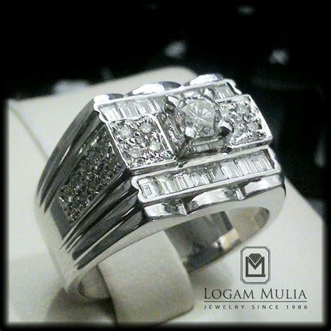 Batu Cincin 006 jual cincin berlian pria mc0137 006 rk detl