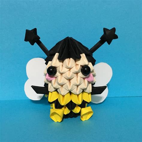 Origami Bee - 17 best images about s 3d origami on