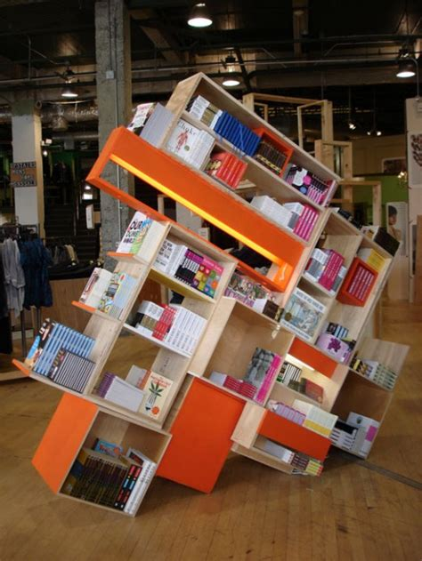 20 interesting bookshelf designs wpaisle