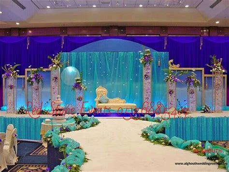 Arabic wedding stage decoration   wedding stage decoration