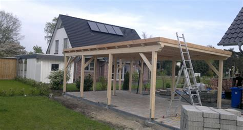 carport mit schuppen carport mit schuppen awesome beautiful holzgarage mm