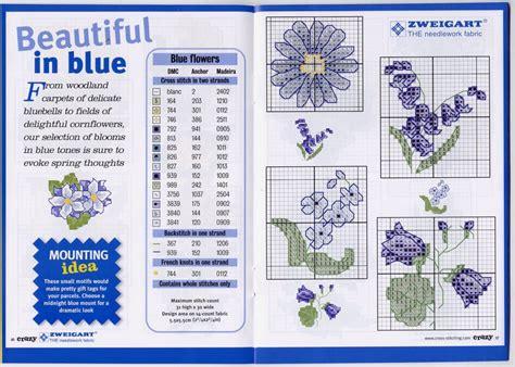 fiori piccoli punto croce fiori e fiorellini color schemi punto croce piccoli 1