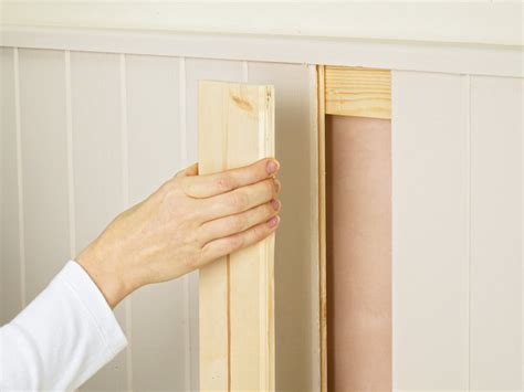 Wainscoting Tongue And Groove by How To Patch And Repair Tongue And Groove Wainscoting