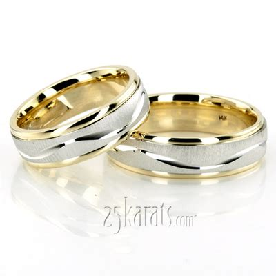Design A Wedding Ring For Him by Wedding Band Sets His And Hers Wedding Bands Matching