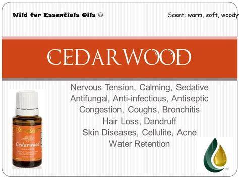 living cedarwood essential oils