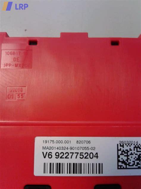 Bmw 1er Batterie Preis by Bmw 1er F20 F21 Bj 2014 Stromverteiler Sicherungstr 228 Ger