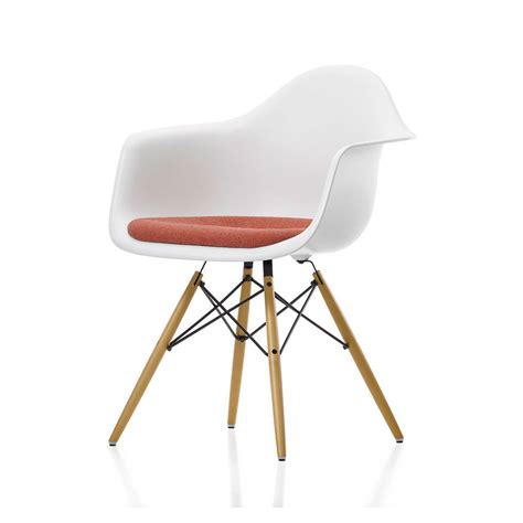 eames armchair daw vitra vitra vitra eames plastic armchair daw seat upholstery