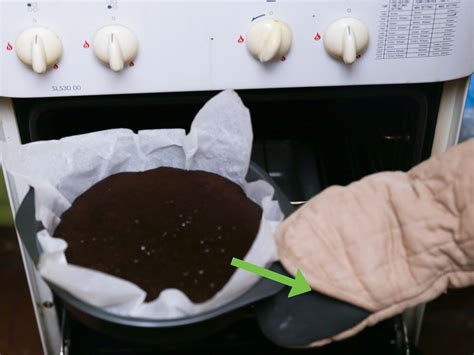 make a how to make a simple chocolate cake 15 steps with pictures