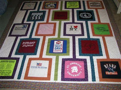 pattern quilt shirt t shirt memory quilt pattern free memory quilt patterns