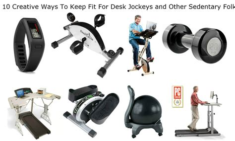 office exercise equipment desk 10 creative ways to keep fit for desk jockeys and other