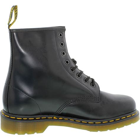 Leather 1460 8 Eye Boots dr martens s 1460 8 eye smooth ankle high leather