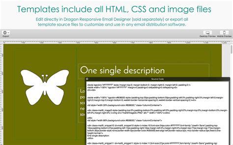 Free Card Email Templates Mac by Mobile Email Templates 1 20 Free For Mac Macupdate