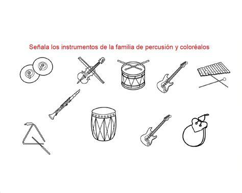 los instrumentos mi primer ticae grupo 7 mi 233 rcoles actividad instrumentos musicales