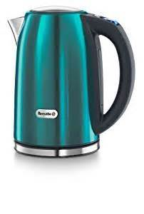Kettle Toaster Sets Breville Rio Teal Stainless Steel Jug Kettle Amazon Co Uk