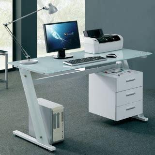 Small White Computer Desk Uk by White Computer Desk Shop Quality White Glass Computer Desk