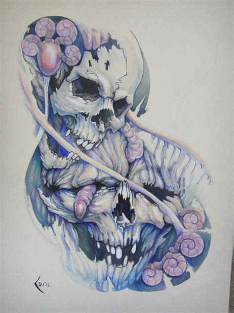 rotten skulls tattoo designs best tattoo designs