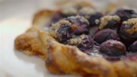 Martin Recipes Home Comforts by Martin Blueberry Galette Recipe On Martin