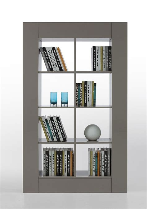 design modern grey bookcase modern home interiors how