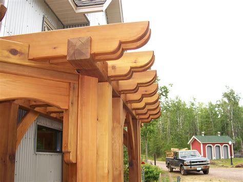 pergola rafter end designs pergola end designs pdf woodworking