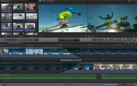 final cut pro video formats apple updates final cut pro x with support for more video