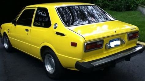 toyota corolla 78 sell new 78 toyota corolla in casselberry florida united