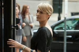 house of cards robin wright hairstyle robin wright s role in wonder woman revealed