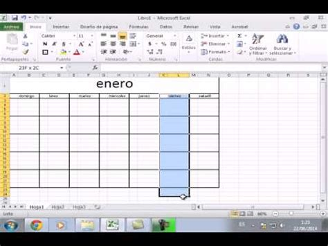 calendario vba nativo para excel 2007 2010 2013 como crear un calendario en excel cap 237 tulo 169 doovi