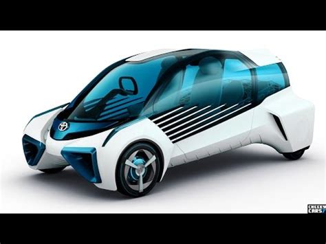 Future Toyota Cars Toyota Fcv Plus Concept 2015 New Toyota Concept Cars