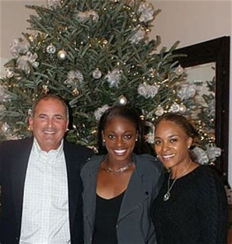 sloane stephens mother coach saviano will head to oz with sloane stephens open