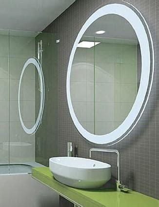 Verwarmde Badkamerspiegel Nieuwe Wonen