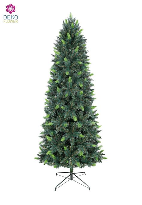 schlanker k 252 nstlicher weihnachtsbaum parana ca 240cm