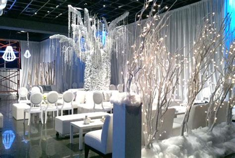 Tree Branch Decorations In The Home winter wonderland theme parties and props rick herns
